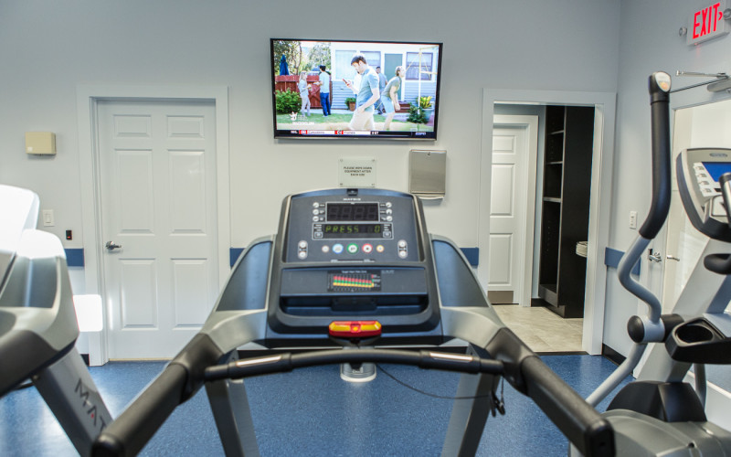 Fitness Center View 5