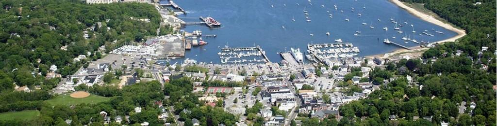 Port Jefferson NY Harbor